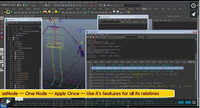asNode -- A Node based auto rigging in Maya Python Scripting 2.0.0 for Maya (maya script)