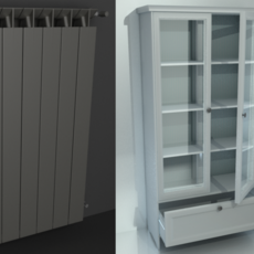 Display Case + Heater 1.0.0 for Maya