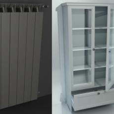 Display Case + Heater 1.0.0 for Maya