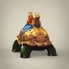 13 16 50 659 fantasy king tortoise 04 4