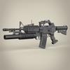 13 17 17 4 c15 m203 machine gun 01 4