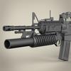 13 17 17 642 c15 m203 machine gun 03 4