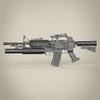 13 17 18 890 c15 m203 machine gun 06 4