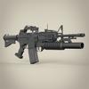 13 17 20 500 c15 m203 machine gun 09 4