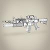 13 17 21 403 c15 m203 machine gun 11 4