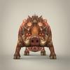13 23 14 548 fantasy wild pig 02 4