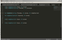 HOUDINI Vex Sublime Commands Completion 1.0.0