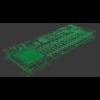 13 25 15 306 retro keyboard wf perspective 4