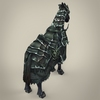13 33 31 242 fantasy medieval warrior horse 05 4