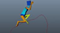 Vertex Motion Trail 3.0.0 for Maya (maya script)