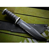 KA-BAR USMC combat knife (black) 3D Model