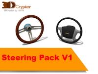 Steering Pack V1 3D Model