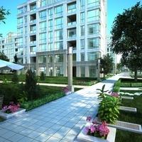 Multi Residential Building 007 3D Model