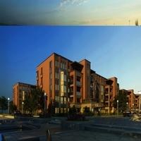 Multi Residential Building 018 3D Model