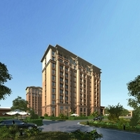 Multi Residential Building 022 3D Model