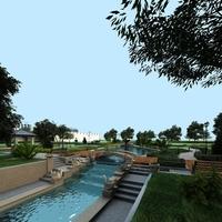 Landscapes 026 3D Model