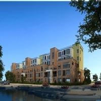 Multi Residential Building 028 3D Model