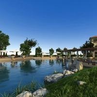 Park Landscapes 041 3D Model