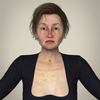 14 12 07 553 realistic old age woman 01 4