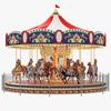 Carousel 01 3D Model