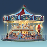 Carousel 02 3D Model