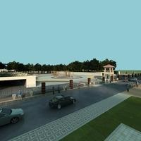 Landscapes 062 3D Model