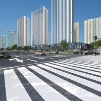 Street Landscapes 067 3D Model