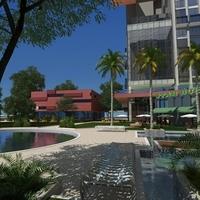 Landscapes 069 3D Model
