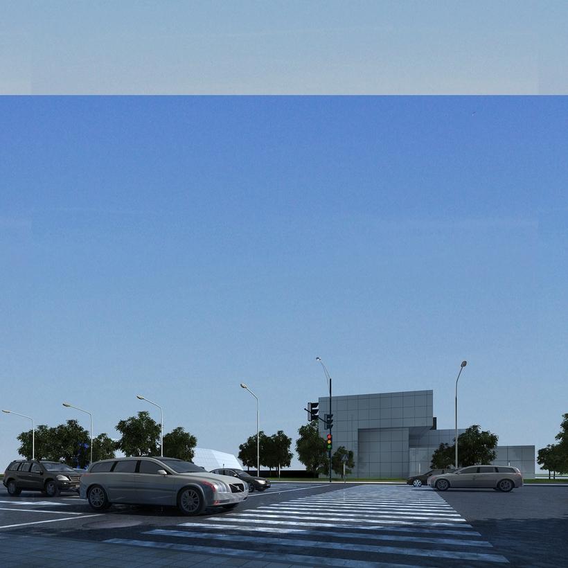 Park Landscapes 077 3D Model