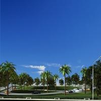 Street Landscapes 079 3D Model
