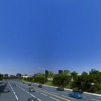 Street Landscapes 080 3D Model