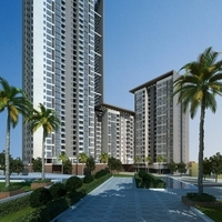 High Rise Residential Building 081 3D Model
