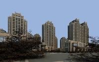 High Rise Residential Building 108 3D Model