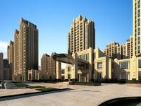 High Rise Residential Building 111 3D Model