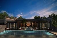 Villa Building 114 3D Model