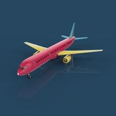 Aeroplan 3D Model