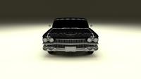 1959 Cadillac Eldorado Series 62 Coupe 3D Model