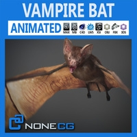 Free Animated Bat