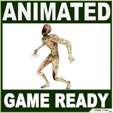Skinless Crawler 3D Model
