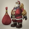 14 33 56 869 fantasy santa claus with bag 02 4