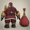 14 33 58 263 fantasy santa claus with bag 04 4