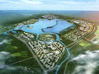 City Plan 003 3D Model