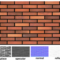 Decorative brick 01