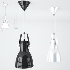 Pendant lamp BTC Stirrup 2 3D Model