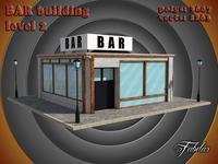 BAR level 2 3D Model
