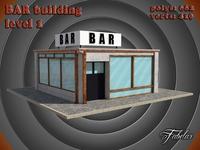 BAR level 1 3D Model