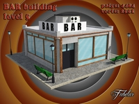 BAR level 5 3D Model