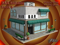 BAR level 9 3D Model