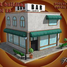 BAR level 10 3D Model