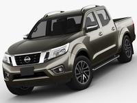 Nissan Navara - NP300 - Frontier 3D Model